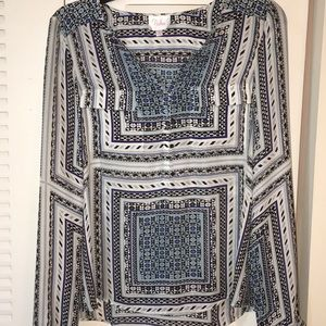 Parker Career blouse small